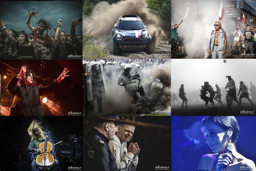 Rok 2018 na zdjęciach fotografów portalu dlaStudenta.pl