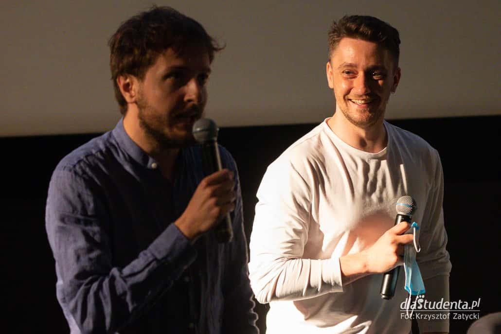 Ostatni komers - spotkanie z reżyserem Dawidem Nickelem