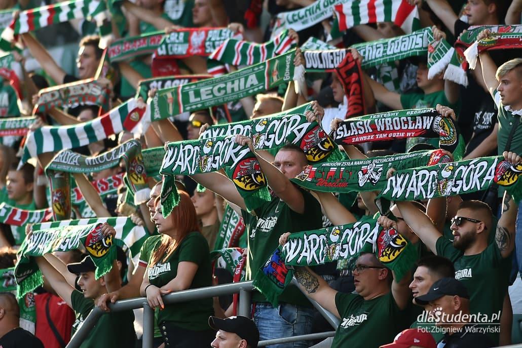 Śląsk Wrocław - Lechia Gdańsk 1:2 - zdjęcie nr 6