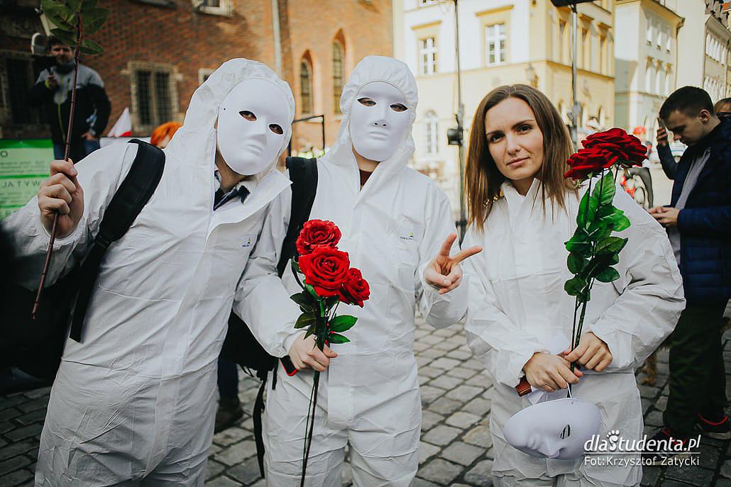 #otwieraMY - manifestacja we Wrocławiu