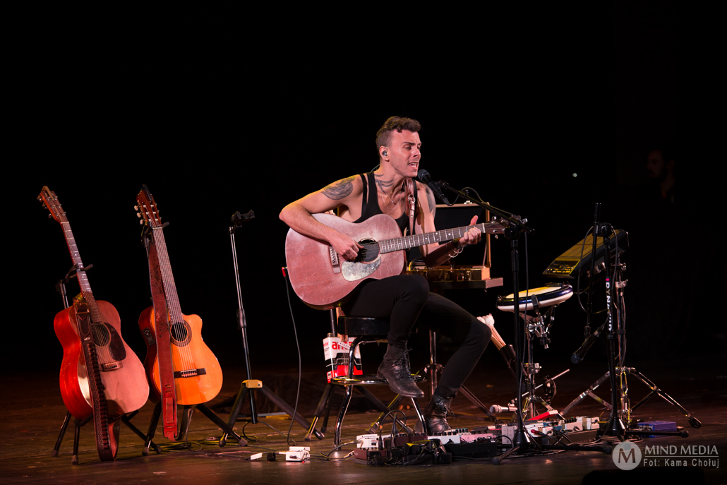 Asaf Avidan - Into The Labyrinth Solo Tour