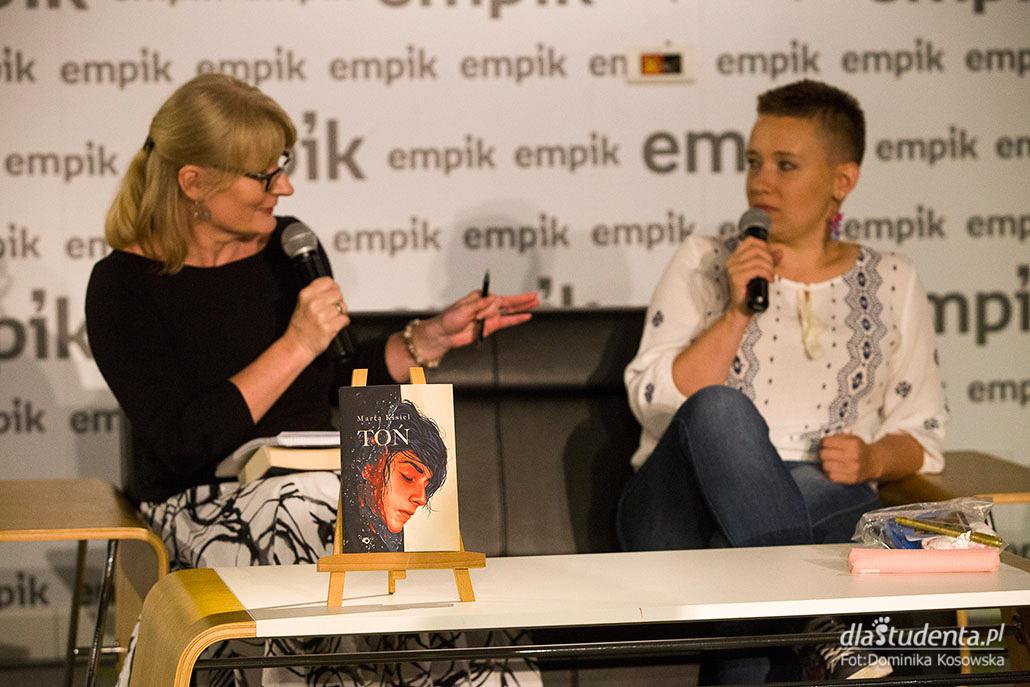 Marta Kisiel - spotkanie autorskie