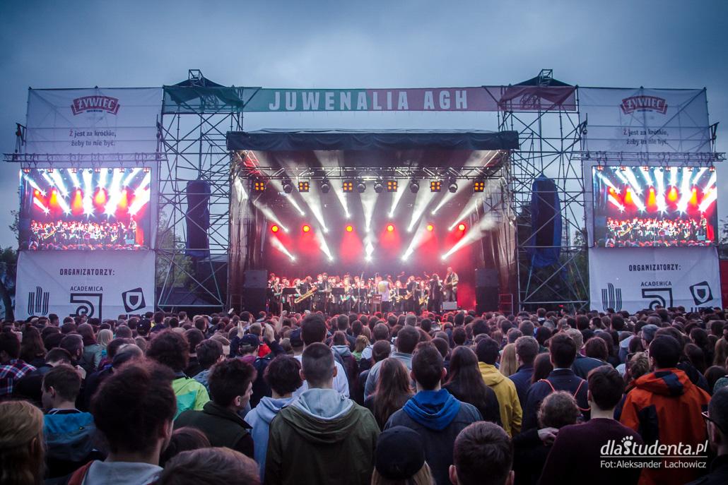 Juwenalia Krakowske 2017: Koncert