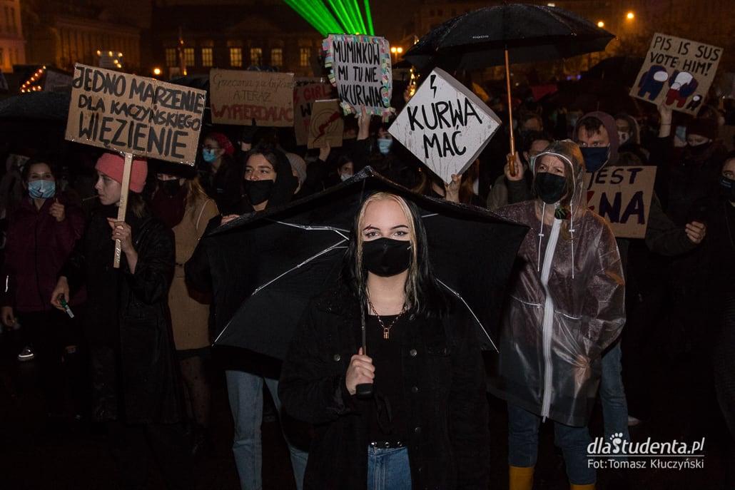 Strajk Kobiet: Strajk generalny w Poznaniu