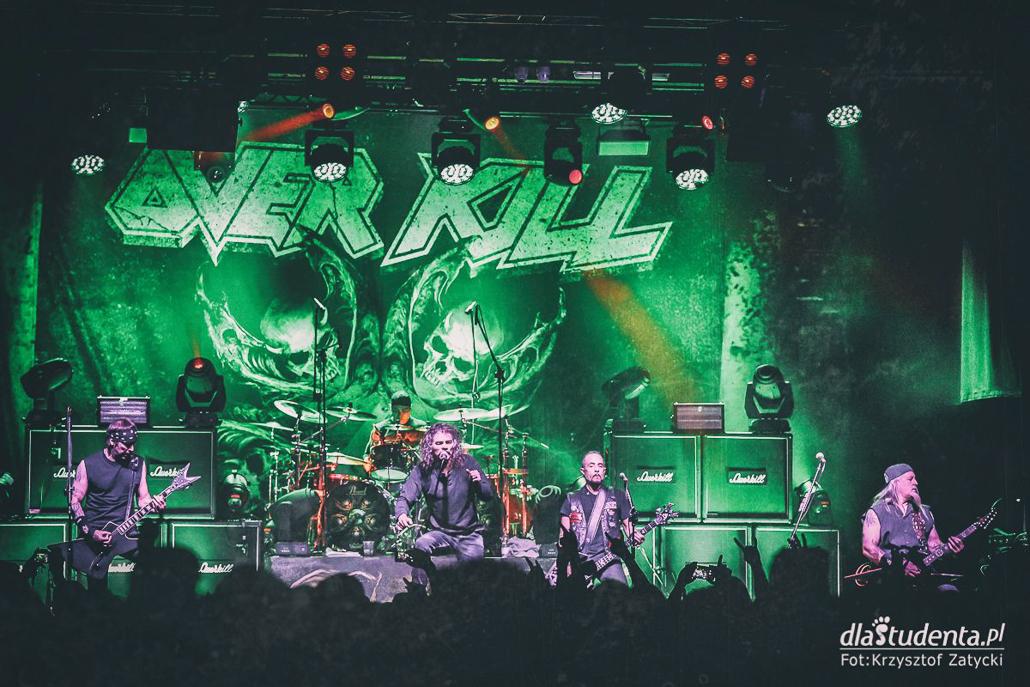 Overkill + Destruction + Flotsam And Jetsam