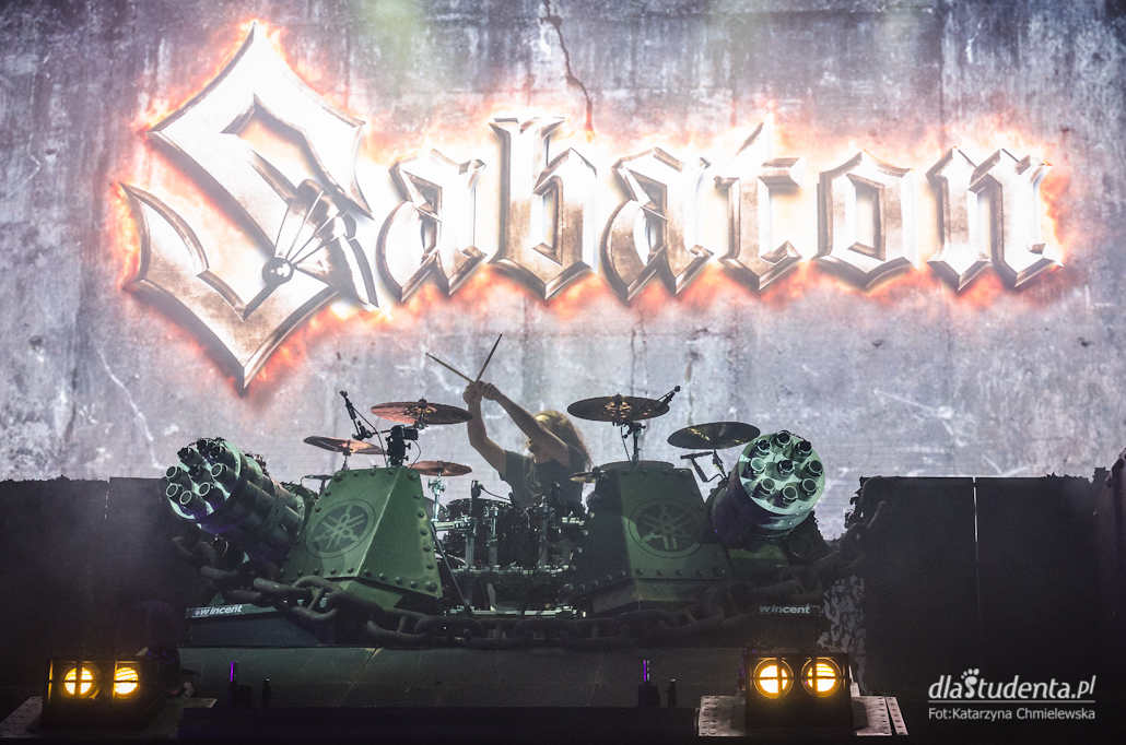 Sabaton, Accept, Twighlight Force