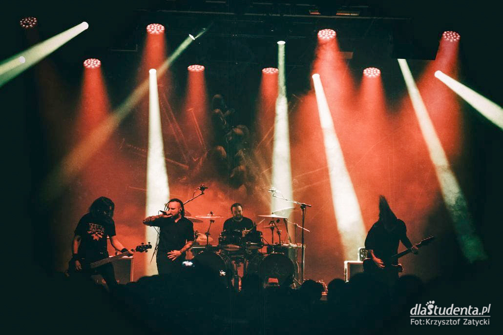 KO Tour - Decapitated, Frontside + VS, DMD