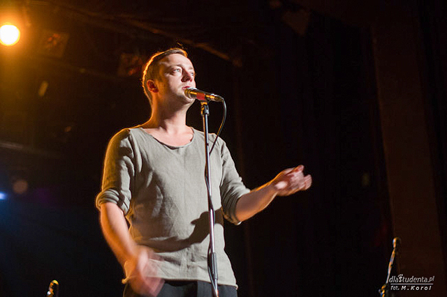 Festiwal Wschody 2015: Czesław Śpiewa