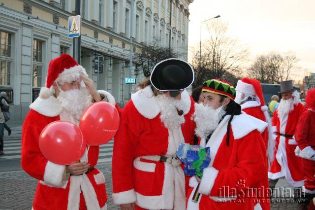 I Międzynarodowy Zlot Mikołajów - zdjęcie nr 5