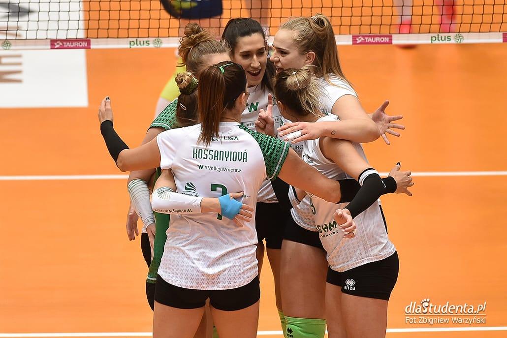 #VolleyWrocław - BKS Bostik Bielsko-Biala 0:3