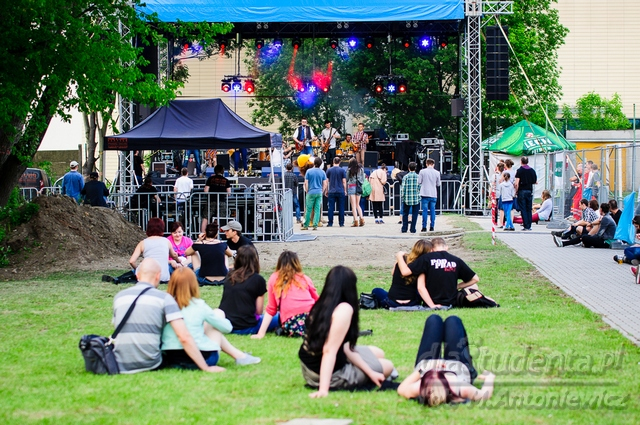 Polibuda Open Air: Power Of Trinity Vavamuffin