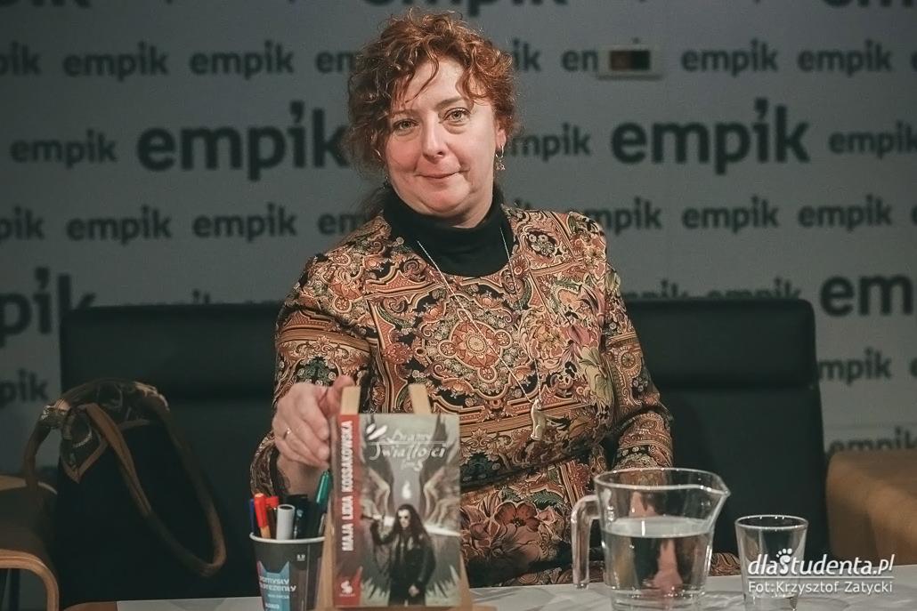 Lidia Maja Kossakowska - spotkanie autorskie