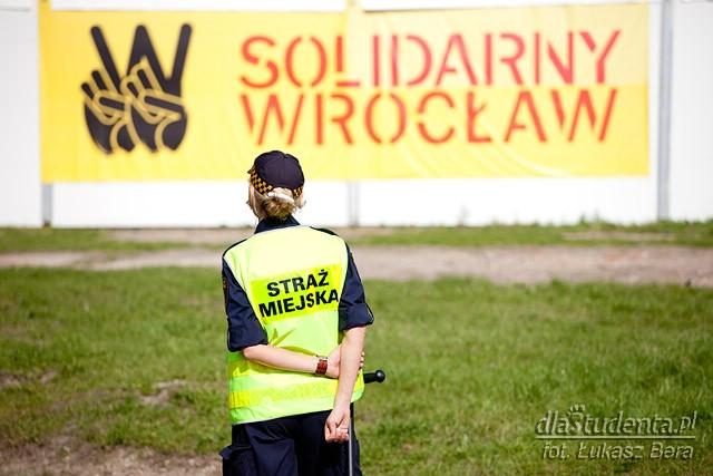 Wizyta JŚ Dalajlamy we Wrocławiu