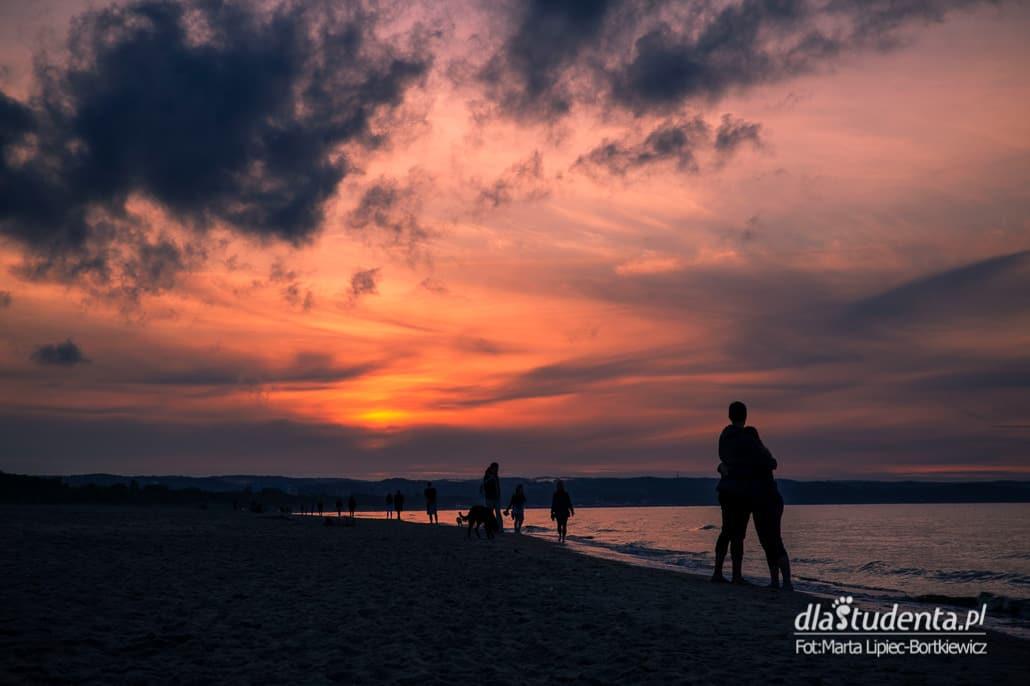 Trójmiasto - wschody i zachody słońca