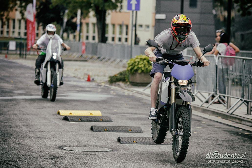 Międzynarodowe zawody motocykli elektrycznych na PWr