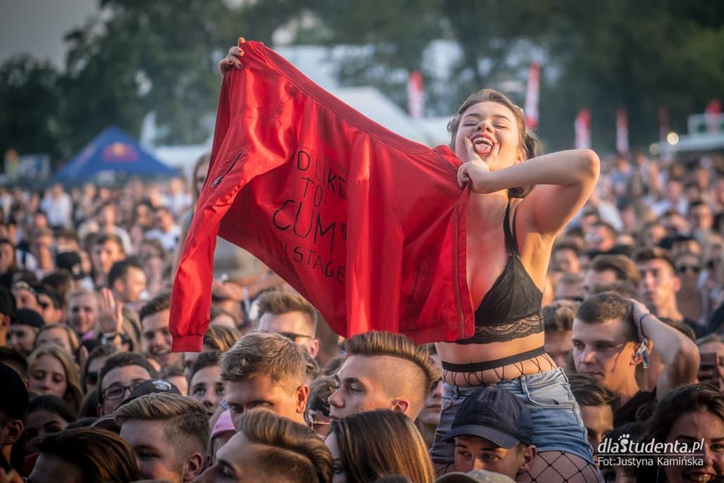 Kraków Live Festival 2017 - Dzień 1