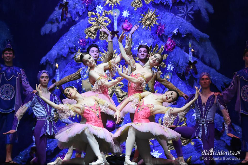 Moscow City Ballet: Dziadek do orzechów