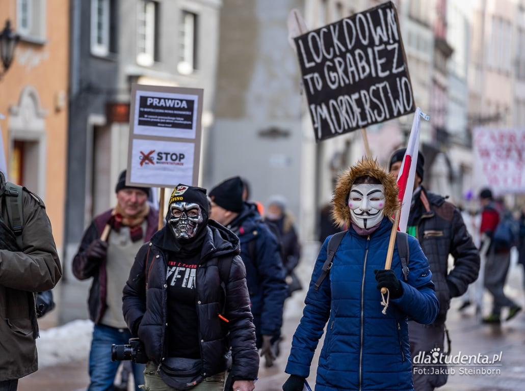 Serce Wolności - manifestacja w Gdańsku - zdjęcie nr 1554173