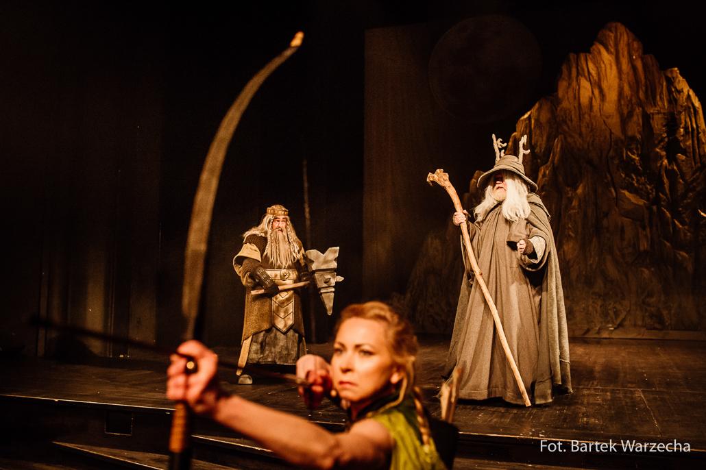 Hobbit - spektakl - zdjęcie nr 1480286