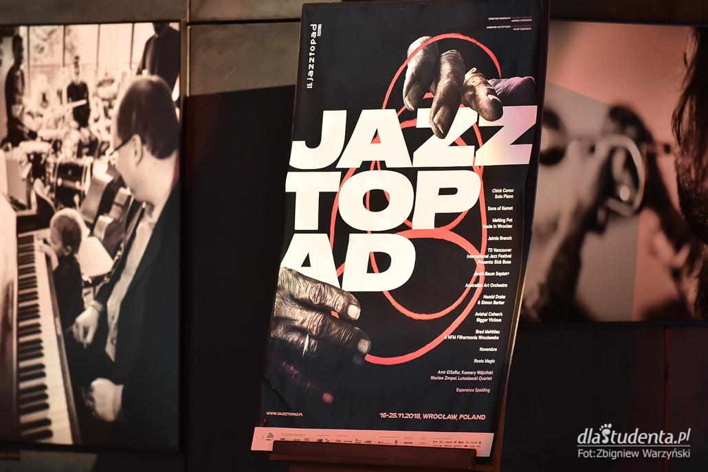 Jazztopad 2018: Barker&Drake Duo