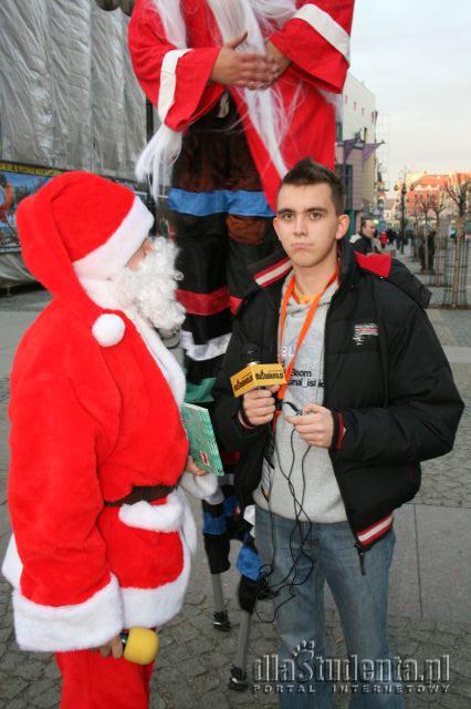 I Międzynarodowy Zlot Mikołajów - zdjęcie nr 9