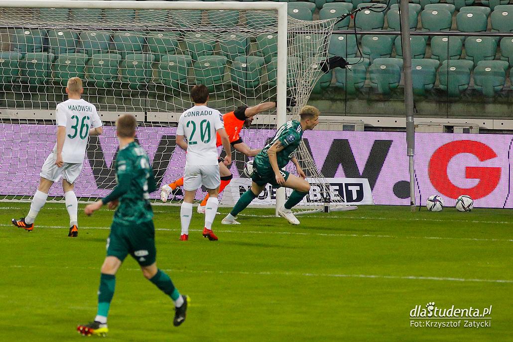 WKS Śląsk Wrocław - Lechia Gdańsk 1:1  - zdjęcie nr 2