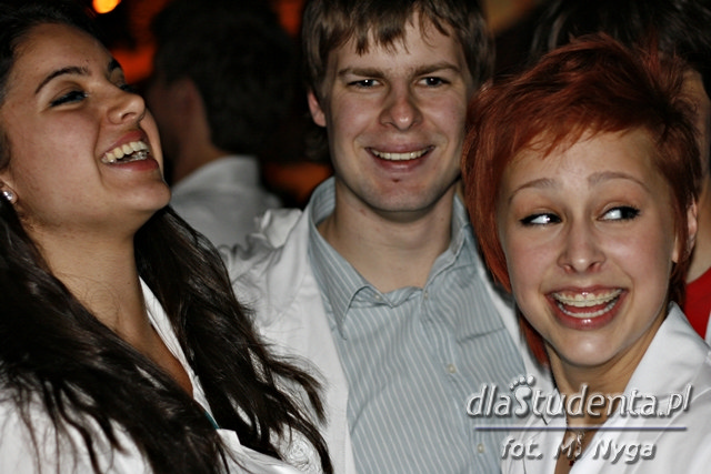 Medykalia 2011: White Fartuch Party - zdjęcie nr 478262