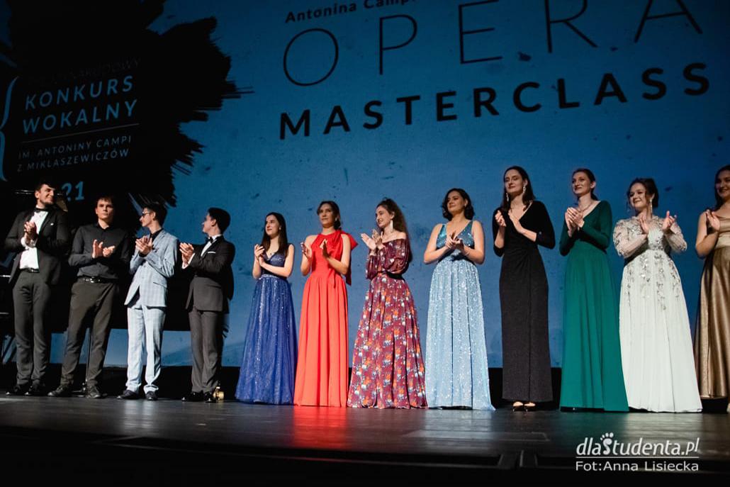 Antonina Campi Opera Masterclass 2021
