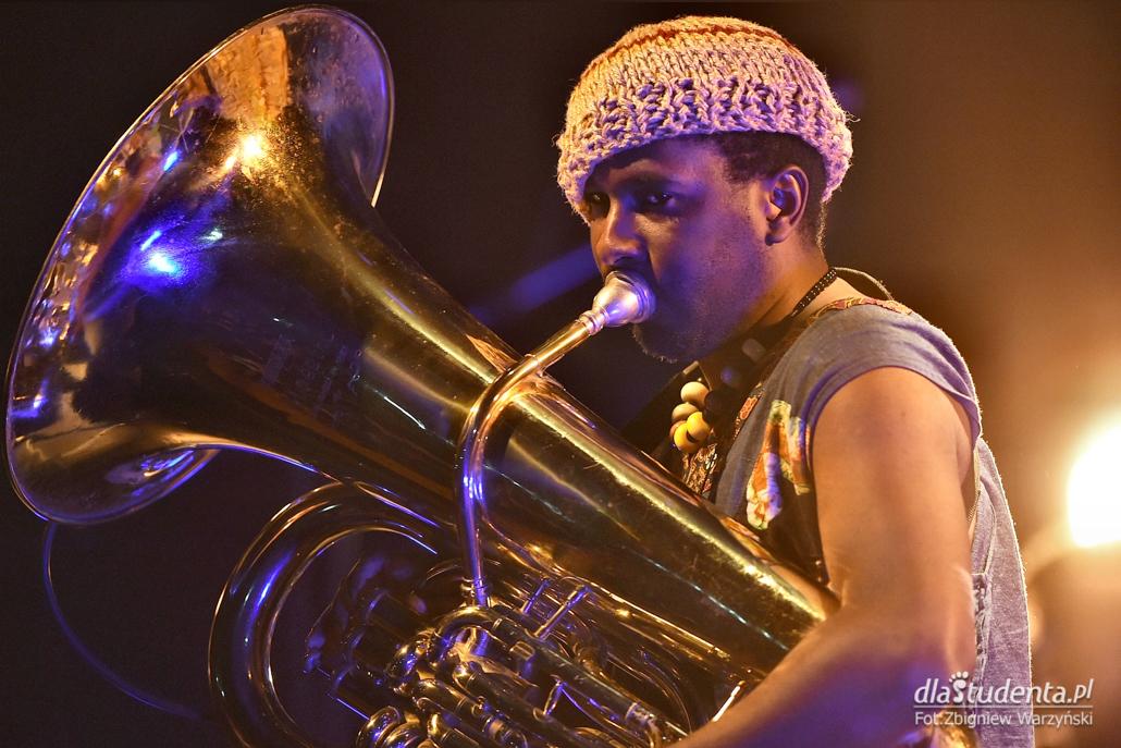 Jazztopad 2018: Sons of Kemet