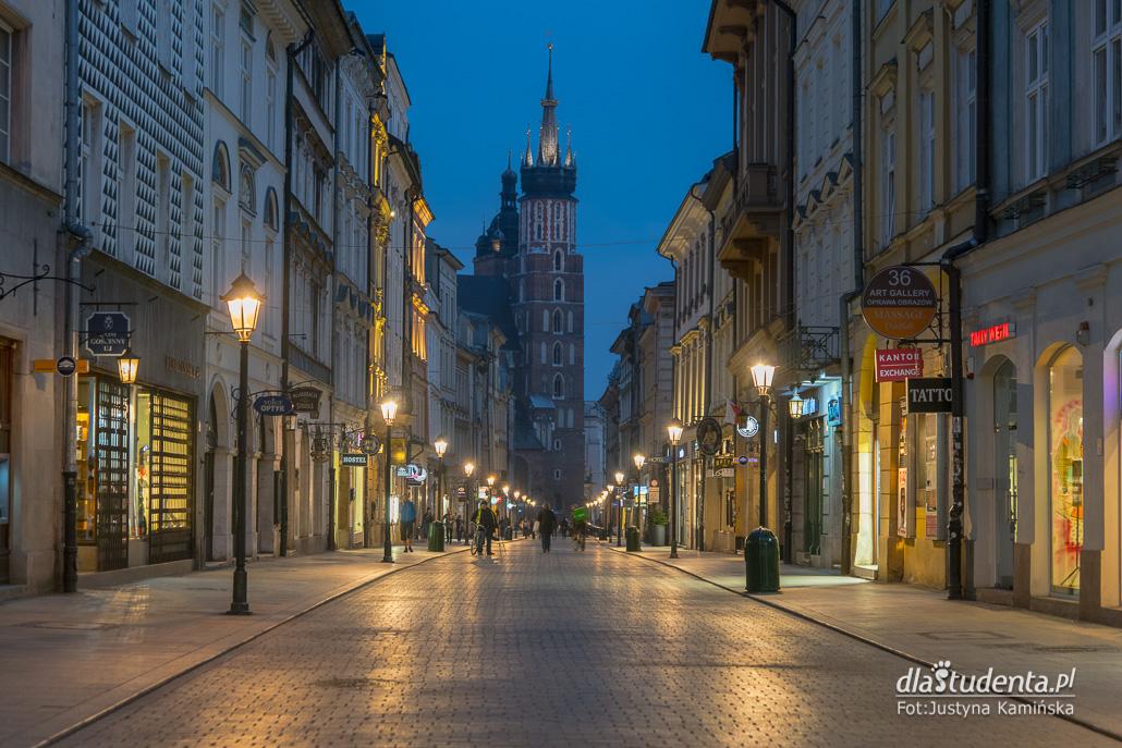 Koronawirus: Kraków w obliczu kwarantanny