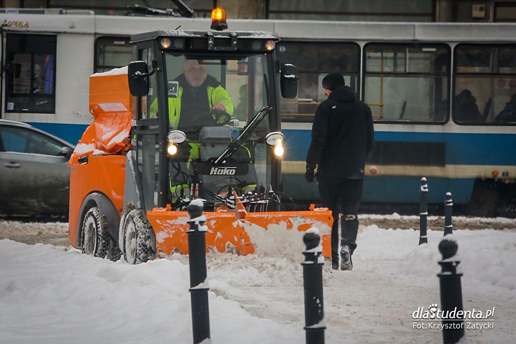 Atak zimy w Polsce - zdjęcie nr 2