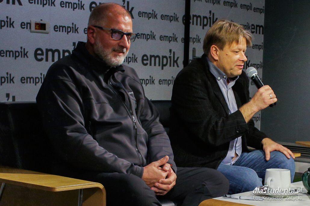 Rafał Dutkiewicz i Jacek Antczak - spotkanie autorskie - zdjęcie nr 1463422
