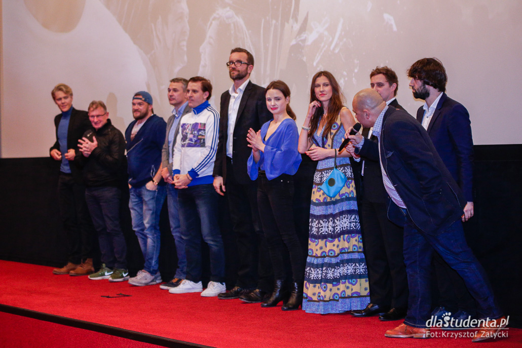 """Pokaz prasowy filmu """"Najlepszy"""" w Dolnośląskim Centrum Filmowym - zdjęcie nr 4"""