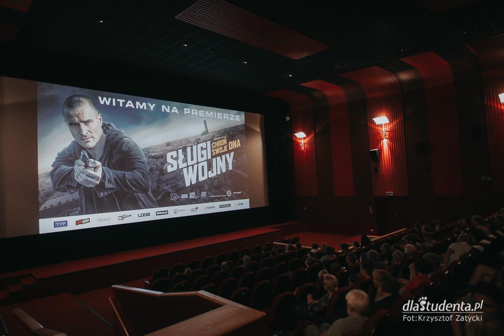 Sługi wojny - pokaz premierowy z udziałem twórców  - zdjęcie nr 9