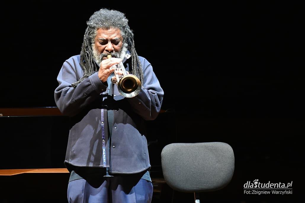 Jazztopad - Vijay Iyer & Wadada Leo Smith / Anouar Brahem Quartet