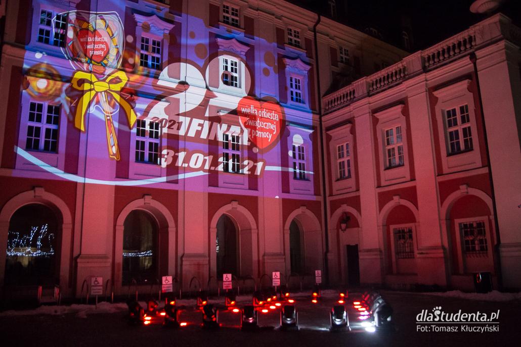 29. Finał WOŚP w Poznaniu - Światełko do nieba