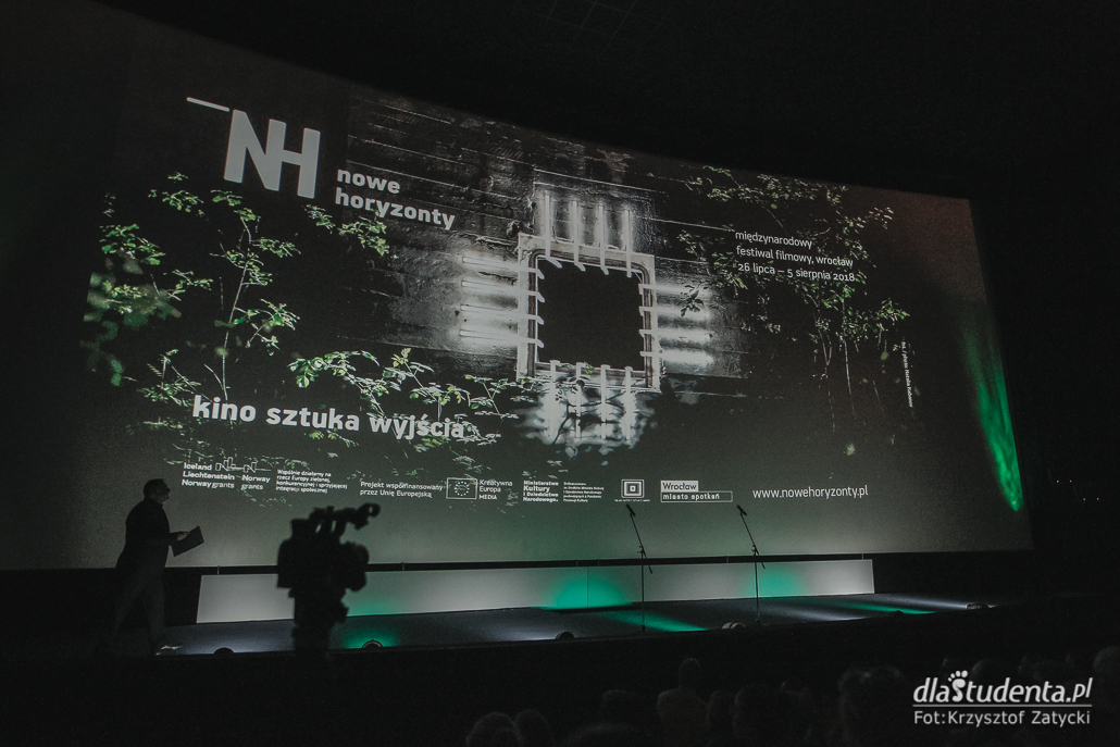 18. MFF Nowe Horyzonty  - gala otwarcia