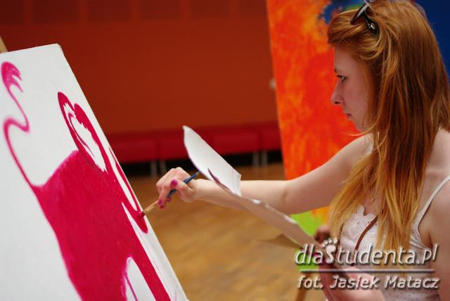Juwenalia Kielce: Happening artystyczny