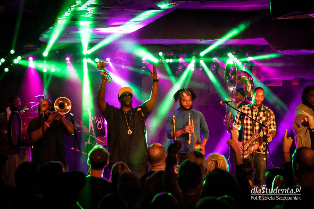 The Hot 8 Brass Band - zdjęcie nr 1521287