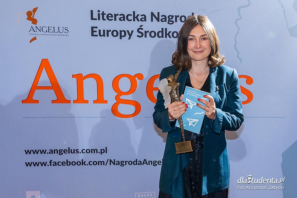 Finał nagród literackich Angelus i Silesius 2021