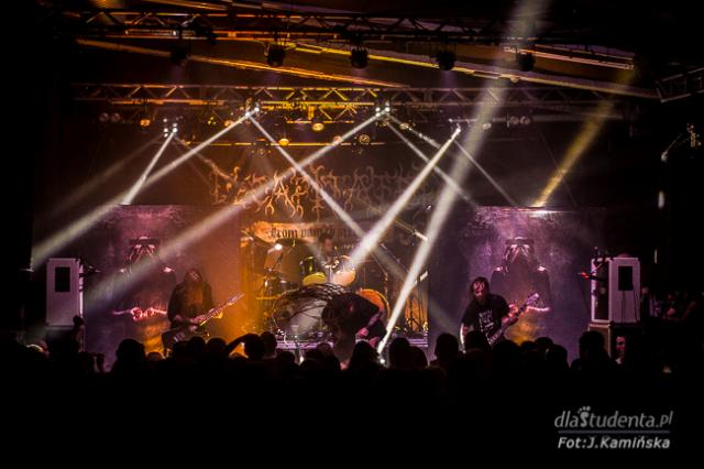 Knock Out Tour: Decapitated, Frontside, Materia, Totem