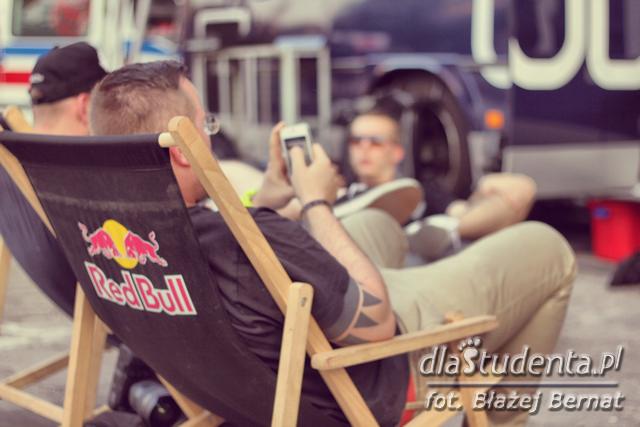 Red Bull Tour Bus - PEZET