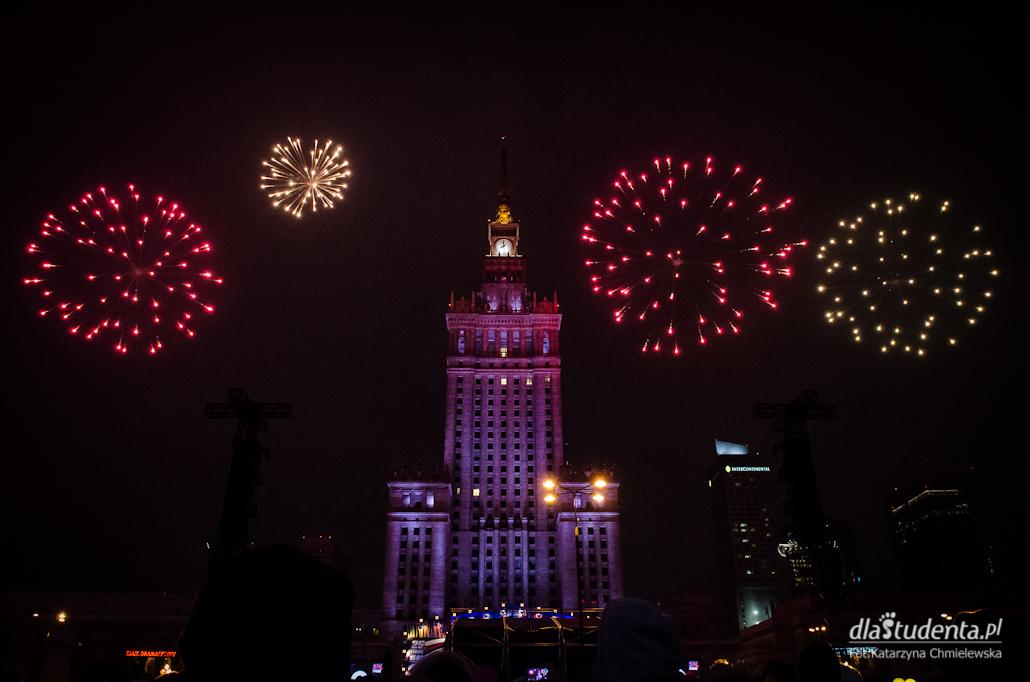 25 Finał WOŚP w Warszawie - Światełko do Nieba