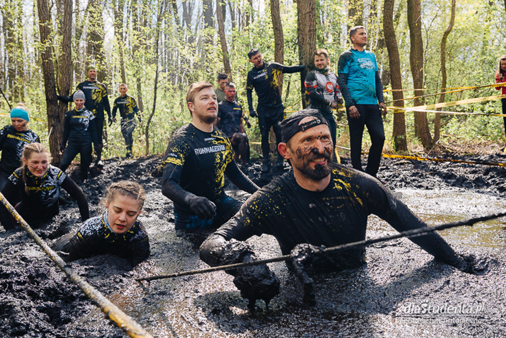 Runmageddon 2021 - Poznań - dzień 1