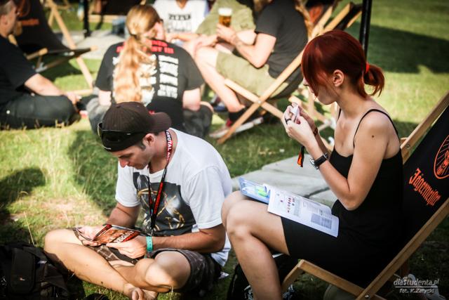 Brutal Assault 2014 - Jaromer (Czechy) (dzień 1/2)