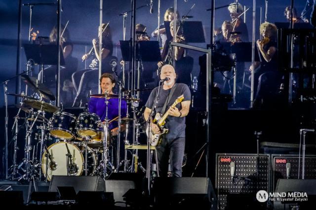 David Gilmour + Leszek Możdżer