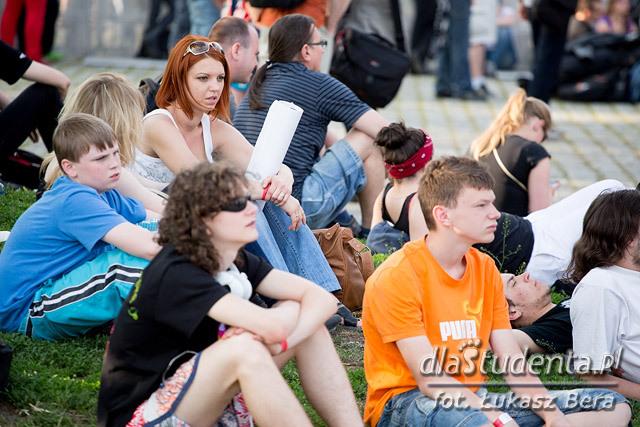 Thanks Jimi Festival - dzień 1: EUROPE