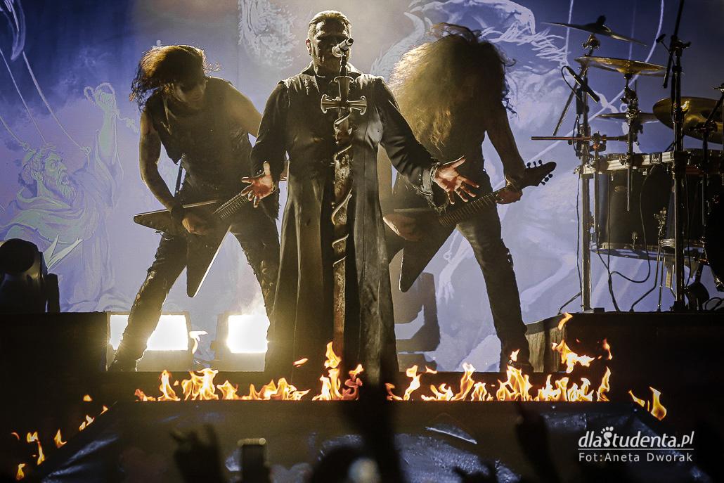 Powerwolf + Gloryhammer
