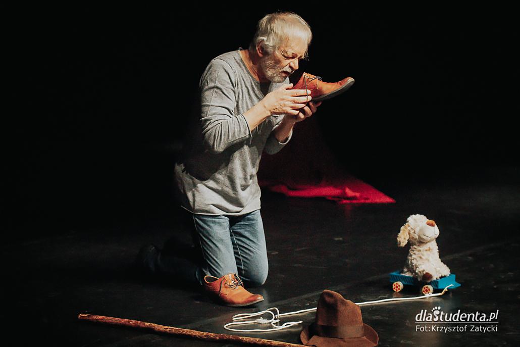 Zawsze Szekspir - próba prasowa