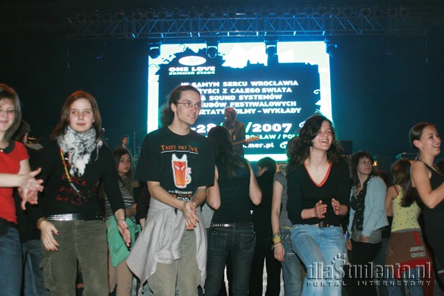 Wiosna Reggae Punky Reggae Live (piątek)